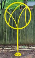 Yellow Sculpture 1
