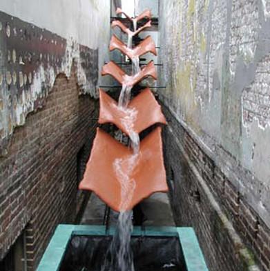 Water Flight Fountain, Greensboro NC