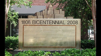 Bicentenial Sculpture, Greensboro NC