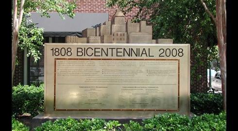Bicentenial Sculpture, Greensboro NC