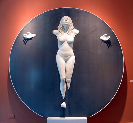Intuition Sculpture, Greensboro, NC