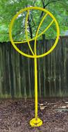 Yellow Sculpture 2
