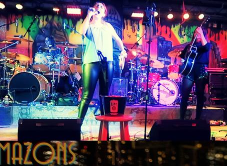 Diamazons LIVE @Anderson Mill Pub!