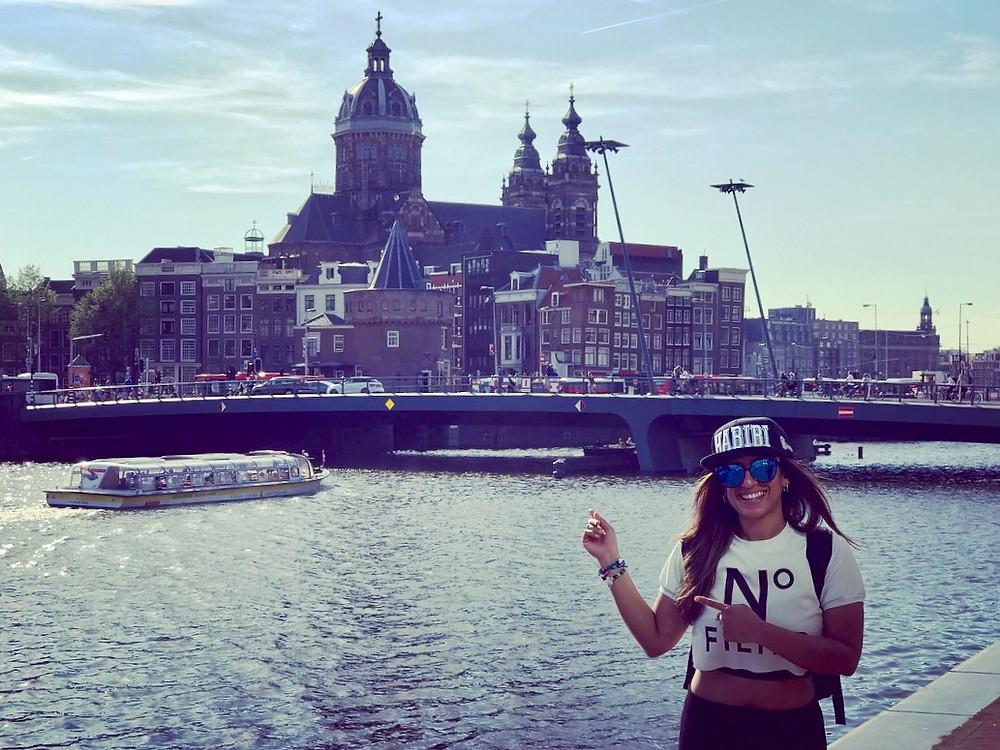 Day 1 in Amsterdam