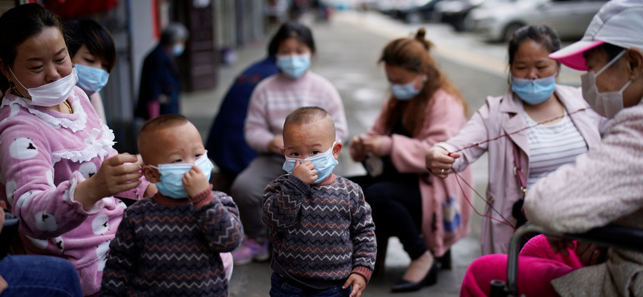 HOW ARE CHILDREN DEALING WITH THE PANDEMIC?