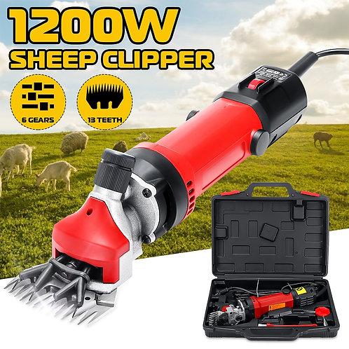 1200W US/EU Plug Electric Sheep Pet Hair Clipper