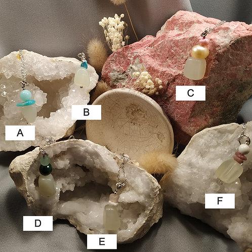pendentif jade néphrite F