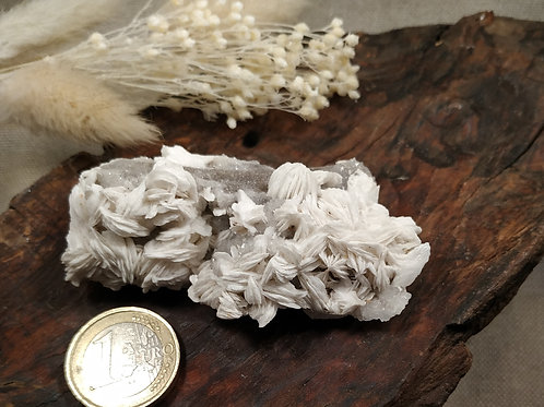 Baryte quartz