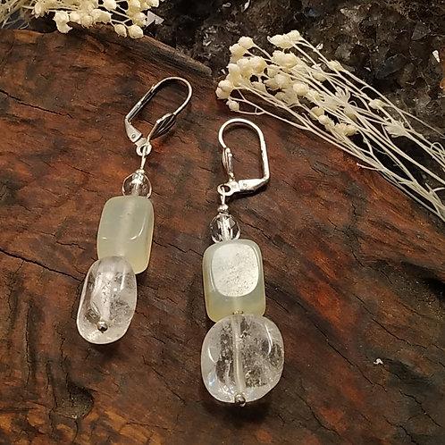 BO quartz blanc jade