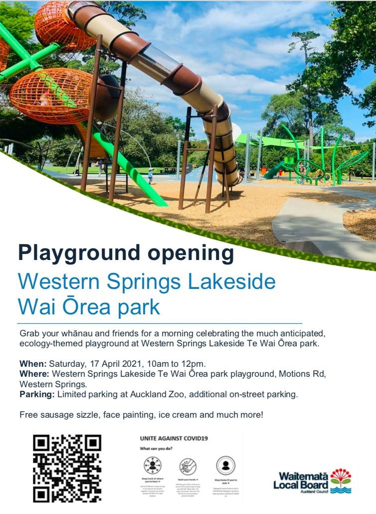 offical playground invitation