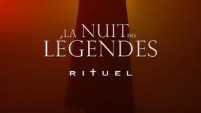 Annulation de la Nuit des Légendes : Rituel