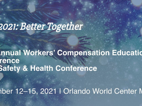 Let the WCI countdown begin: Annual Workers' Compensation Educational Conference