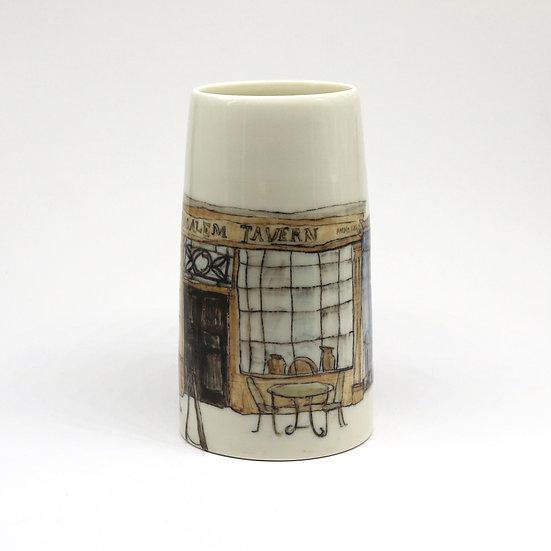 Jerusalem Tavern Vase | By Helen Beard