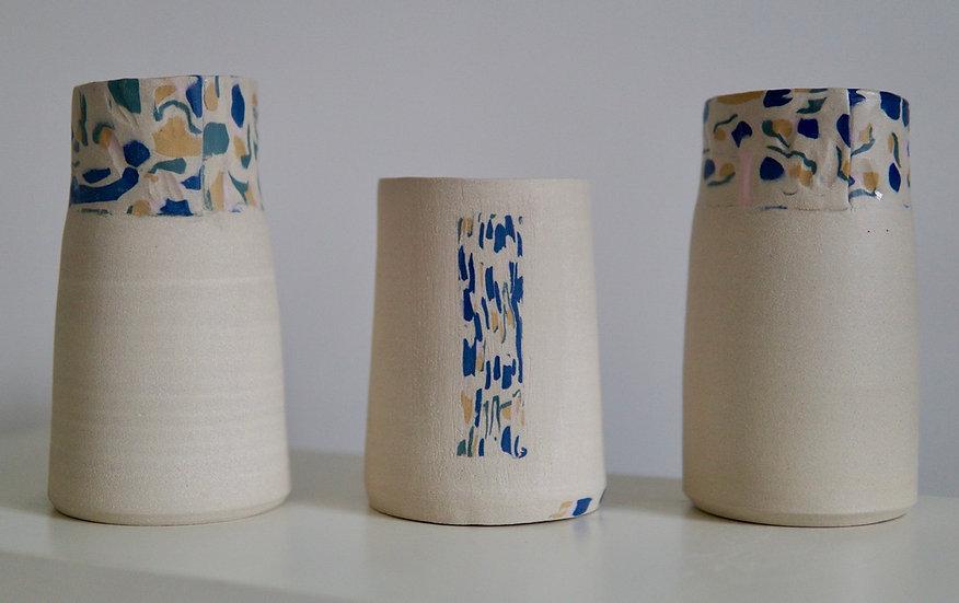 Earthenware Vessels (Left) | By Sydney Alts