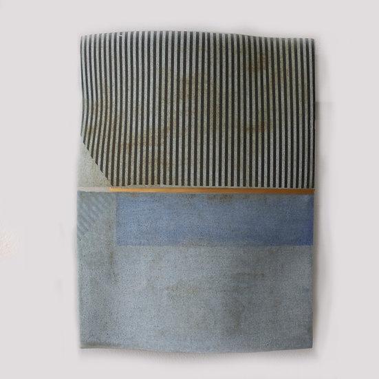 'Flow I' Panel | By Regina Heinz