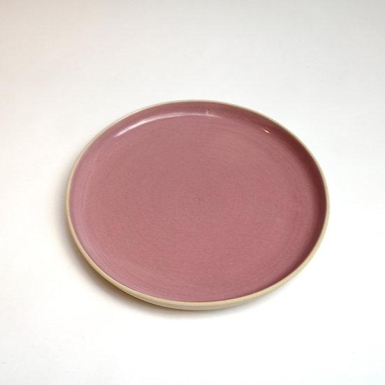 Pink Plate 2 | By Melisa Dora
