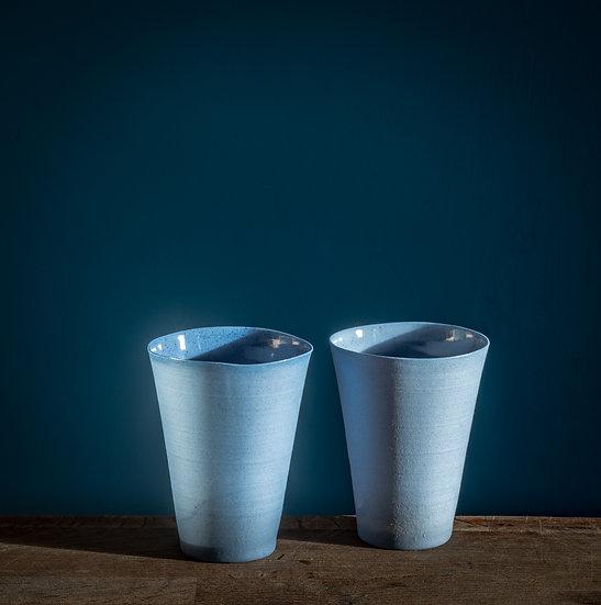 Medium Tumblers (Pair) | By Becky Mackenzie