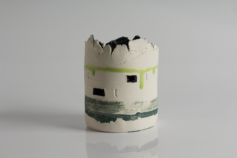 Small Vessel | By Elly Wall