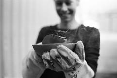 A. Kat Evans Ceramics | Firing process |
