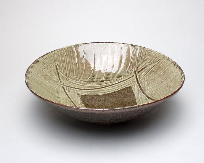 Large Bowl, Ash | By Kat Wheeler