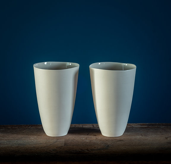 Large Tumblers (Pair) | By Becky Mackenzie