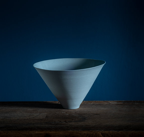 Large Conical Bowl | By Becky Mackenzie