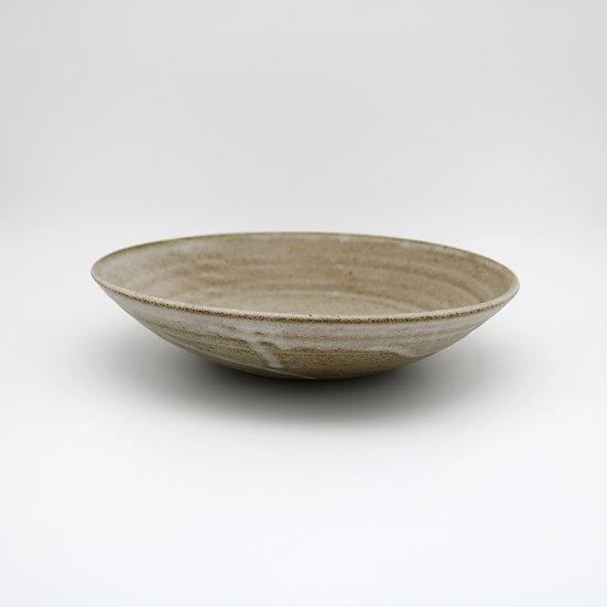 Grey Wide Bowl | By E F Davies