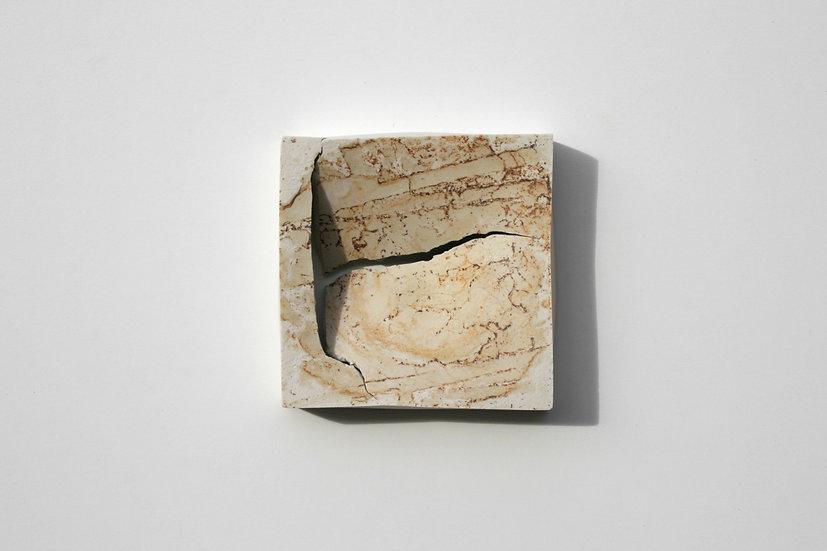 Rust Print II | By Nadire Gokmen