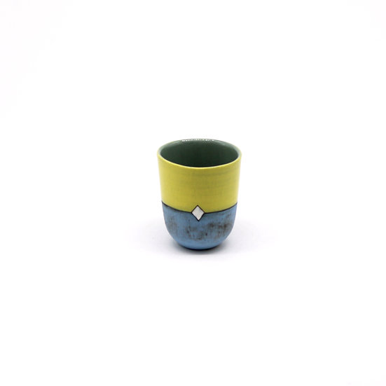 'Colour Me Bright' Small Cup | By Clementina Van Der Walt