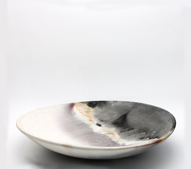 Large Saggarfired Bowl | By Alison West
