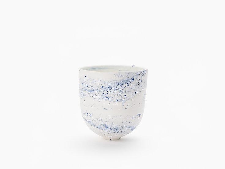 Flow Blue V-V | By HoJung Kim