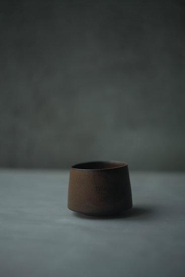 Cup, Rust Brown | By Karl Sebastian