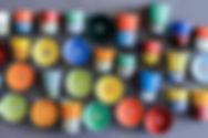Clementina Ceramics Colour Me Bright Ran