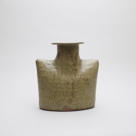 Ash Green Vase | By Callum Trudgeon
