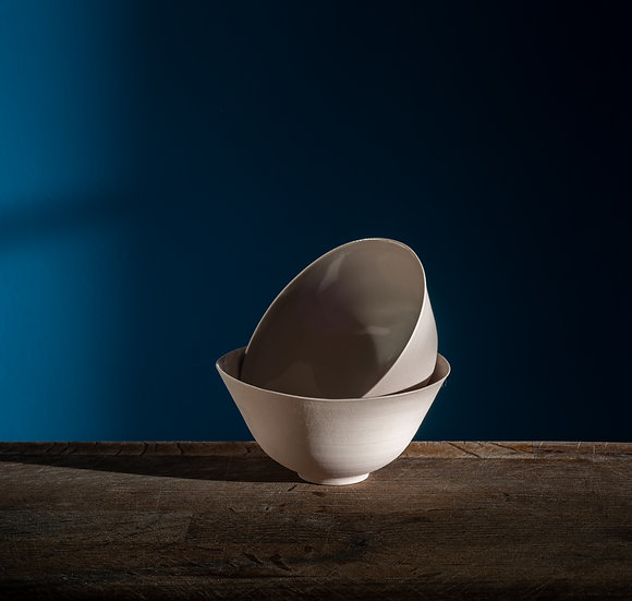 Tea Bowls (Pair) | By Becky Mackenzie