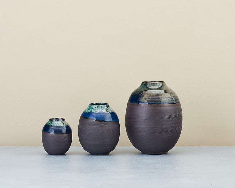 Kirsty Adams Ceramics. Icelandic collect