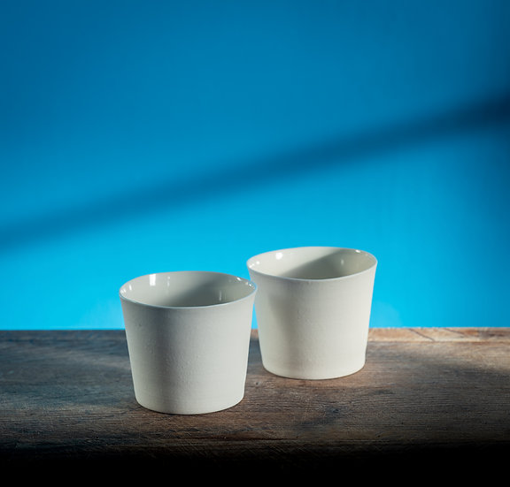 Espresso Cups (Pair) | By Becky Mackenzie