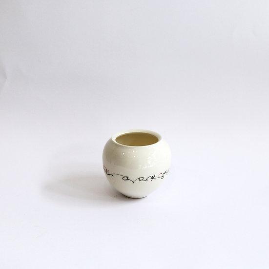 Miniature Vessel | By Tom Kemp