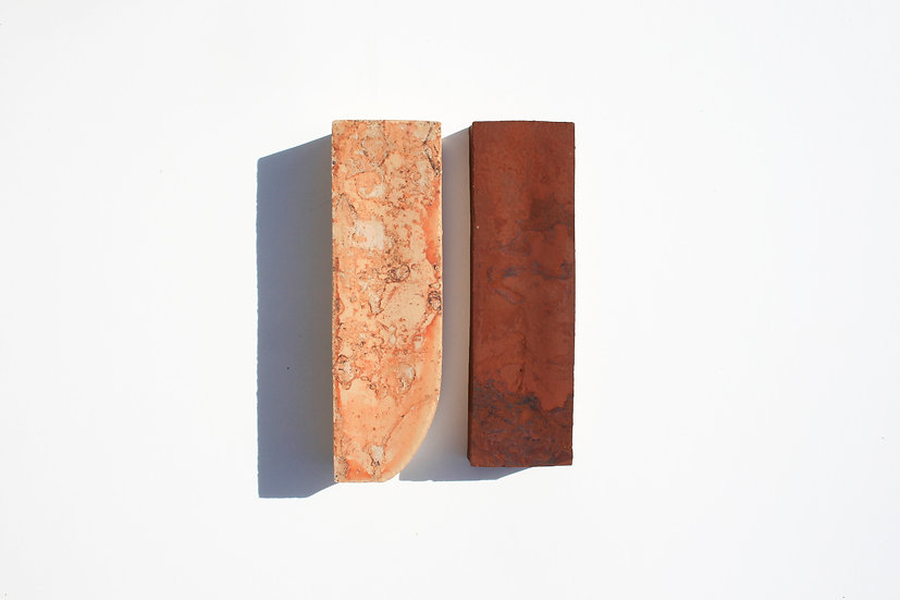 Rust 26 (Pair) | By Nadire Gokmen