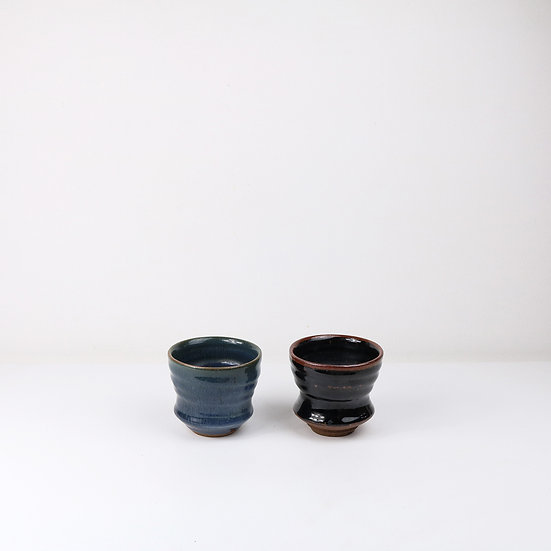 Cocktail Cup (left)   By Annabelle Smith