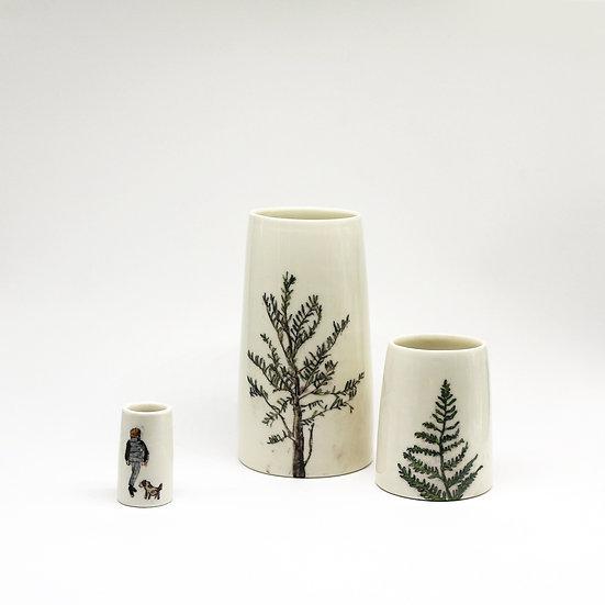 Highgate Woods Pots | By Helen Beard