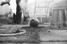 I. Kat Evans Ceramics | Firing process |