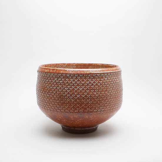 Large Stamped Bowl | By Roelof Uys