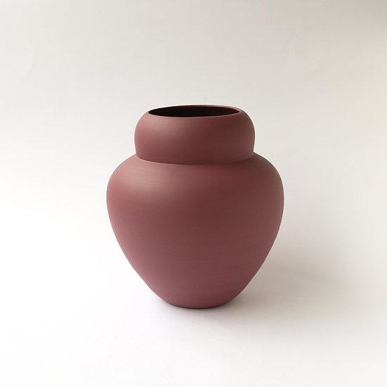 Medium Vase, Purple | By Arjan Van Dal