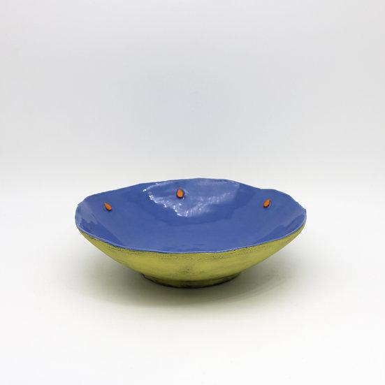 'Colour Me Bright' Dessert Bowl | By Clementina Van Der Walt