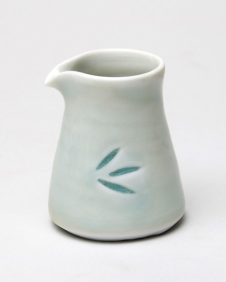 Porcelain Pourer, Ying Ching   By Britta James