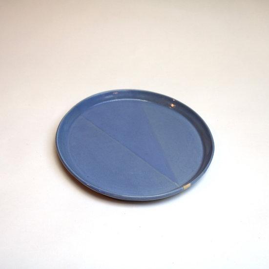 2 Purples Side Plate | By Melisa Dora