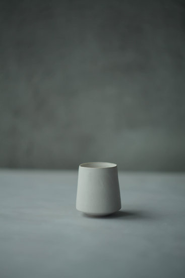 Small Cup, White | By Karl Sebastian