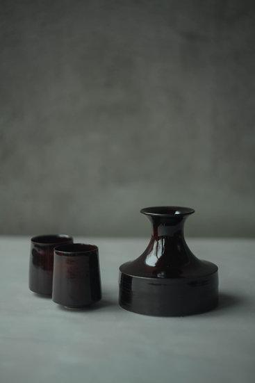 Carafe & Cup Set   By Karl Sebastian