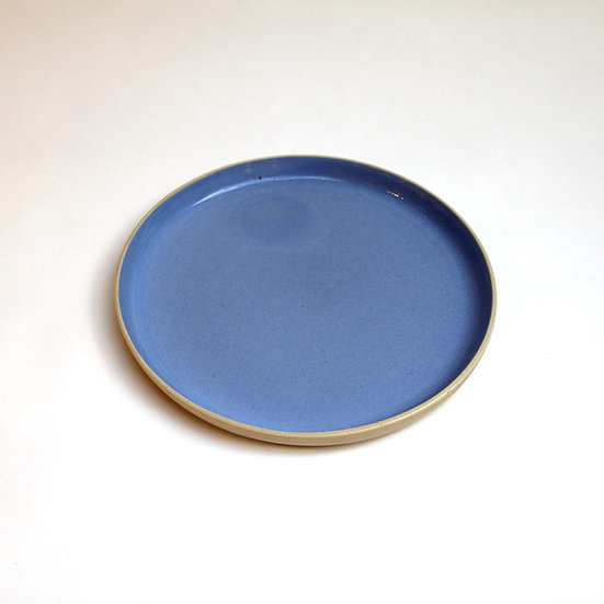Light Blue Plate | By Melisa Dora